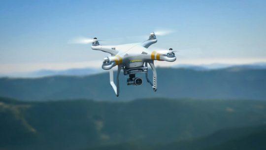 jasa sewa kamera udara Tambora